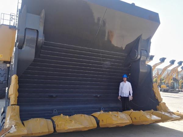escavatore-XCMG-XE7000E