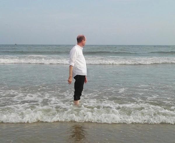primo contatto con l'oceano